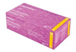 14-011 Style Latex Purple