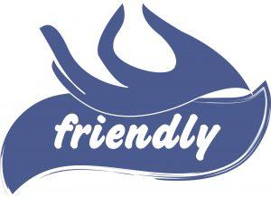 hand friendly